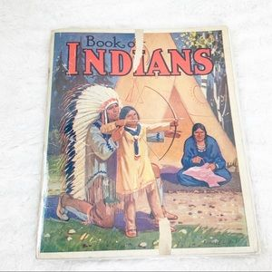 Book of Indians illustrated Arnold Lorne Hicks